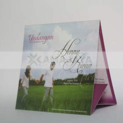 Cover Undangan Photo Henny - Awan