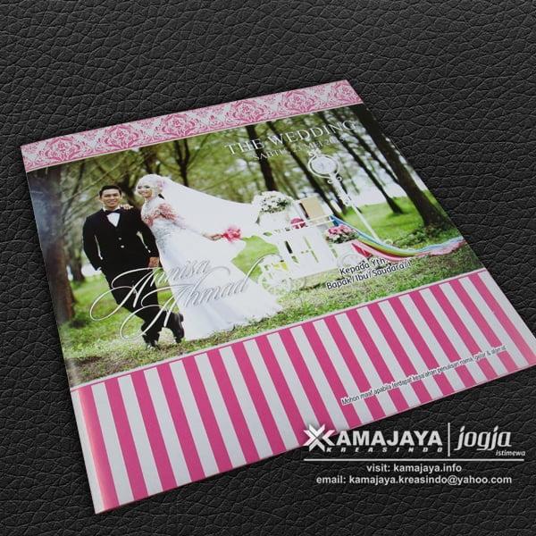 Undangan Pernikahan Photo Prewedding