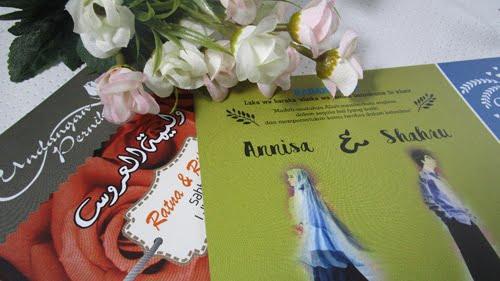 contoh undangan pernikahan islami