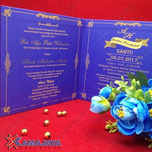 Cetak Undangan Pernikahan Murah Dan Cepat