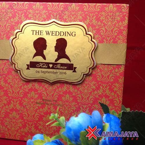 Contoh Undangan Pernikahan Dan Harganya