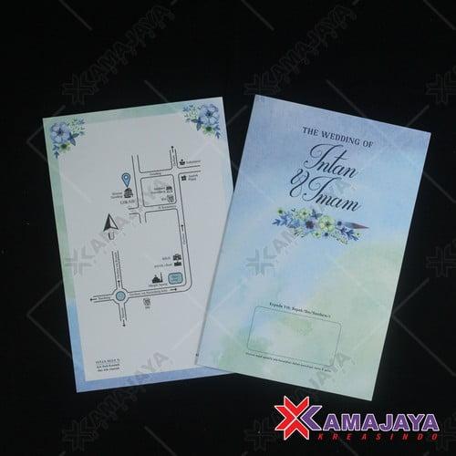 Desain Undangan Pernikahan Unik Dan Murah