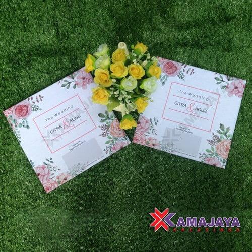 Contoh Surat Undangan Pernikahan Kamajaya Kreasindo