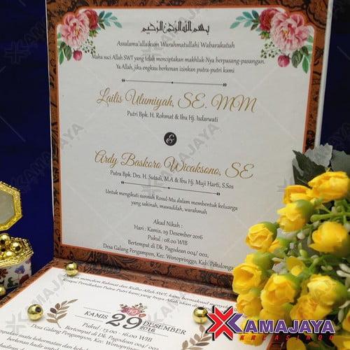 Contoh Undangan Pernikahan Online Kamajaya Kreasindo