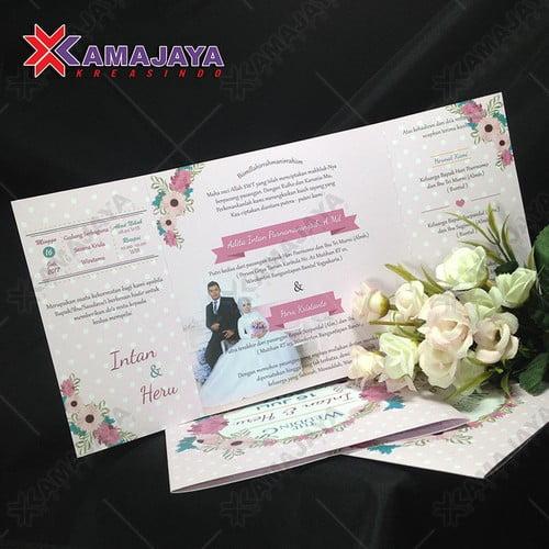 Motif Undangan Pernikahan Terbaru Kamajaya Kreasindo