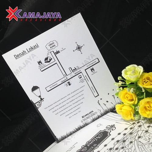 Harga Undangan Pernikahan Unik Dan Elegan