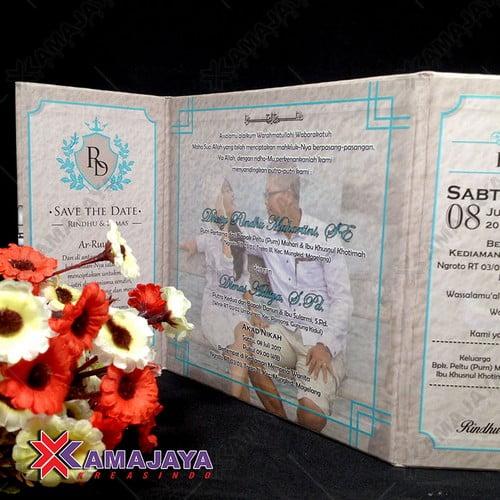 Model Kartu Undangan Pernikahan Dan Harganya